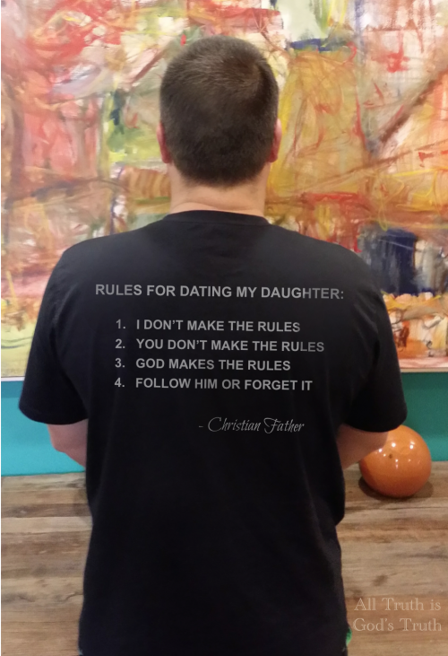 A Christian Father's Rules for Dating My Daughter